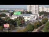 Кадры города в ускорении (Ульяновск)